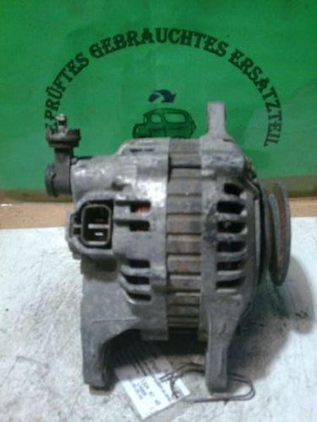 Lichtmaschine geprüftes ErsatzteilMAZDA 323 BF1/BW1/BF8/BW8 AB 09/85