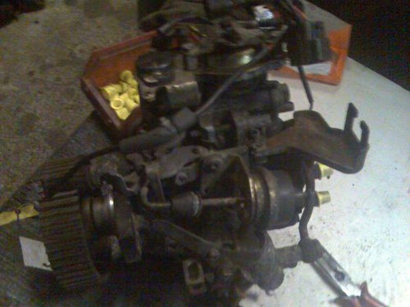 Einspritzpumpe (Diesel) MAZDA 626 IV (GE) 2.0 D GLX COMPREX