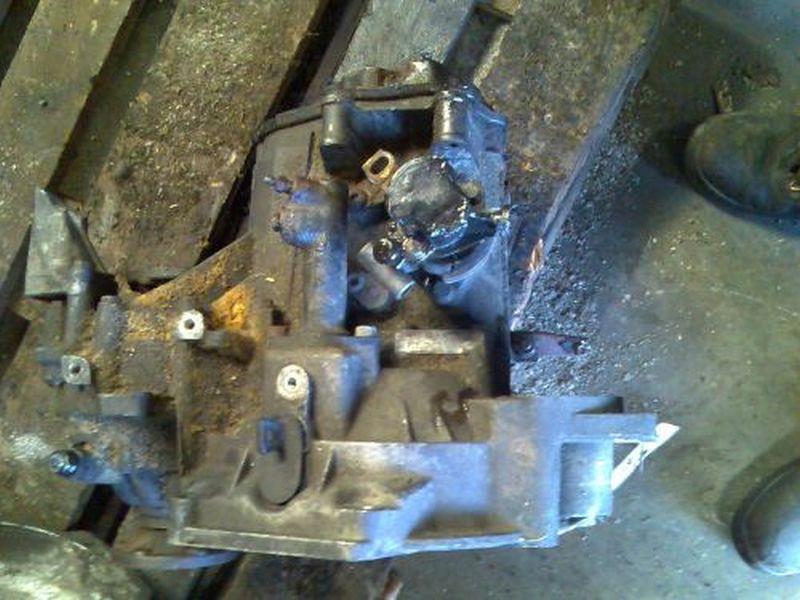 Getriebe Getriebecode:CTN07124VW PASSAT (3A2, 35I) 1.9 TDI