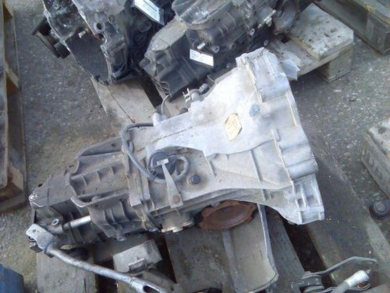 Getriebe (Schaltung) SchaltgetriebeAUDI 100 (4A, C4) 2.6