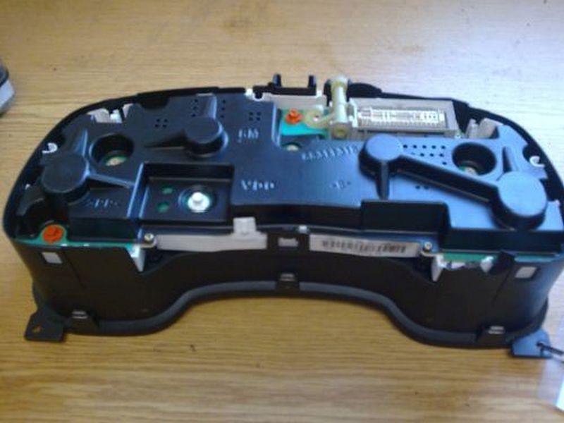Kombiinstrumente TachometerOPEL ASTRA G CC (F48_, F08_) 1.6 16V