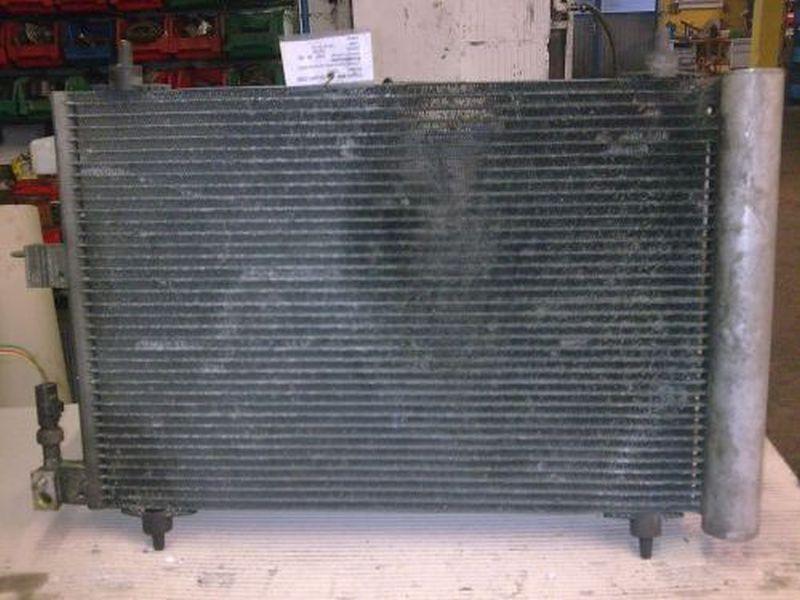 Klimakondensator KondensatorCITROEN XSARA BREAK (N2) 2.0 HDI 90