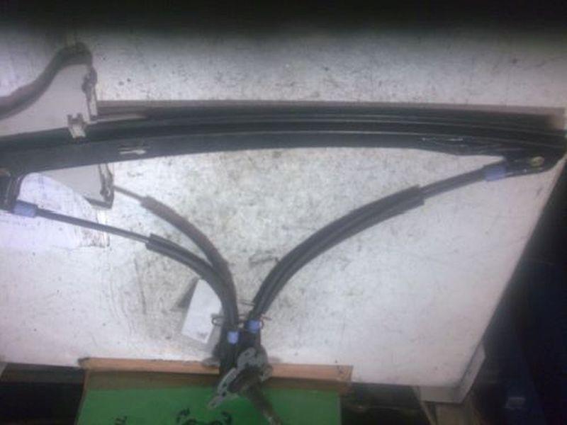 Fensterheber rechts hinten 4-Türer mechanischVW BORA (1J2) 1.9 TDI
