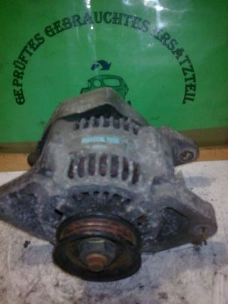 Lichtmaschine SUZUKI SWIFT SF310/413/416 AB 02/89