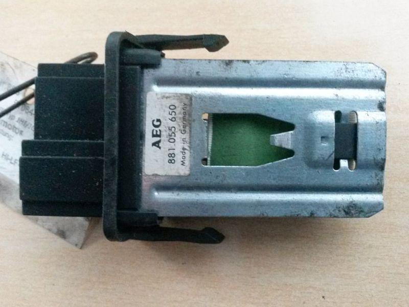 Widerstand Gebläsemotor  VW GOLF III (1H1) 1.9 D 48 KW