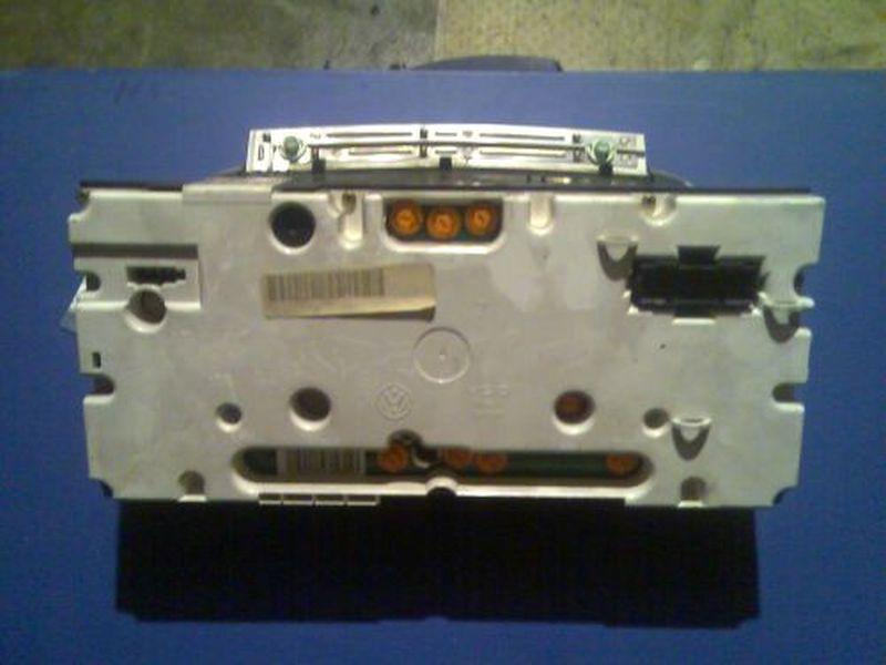 Tachometer KombiinstrumentVW GOLF III (1H1) 1.8