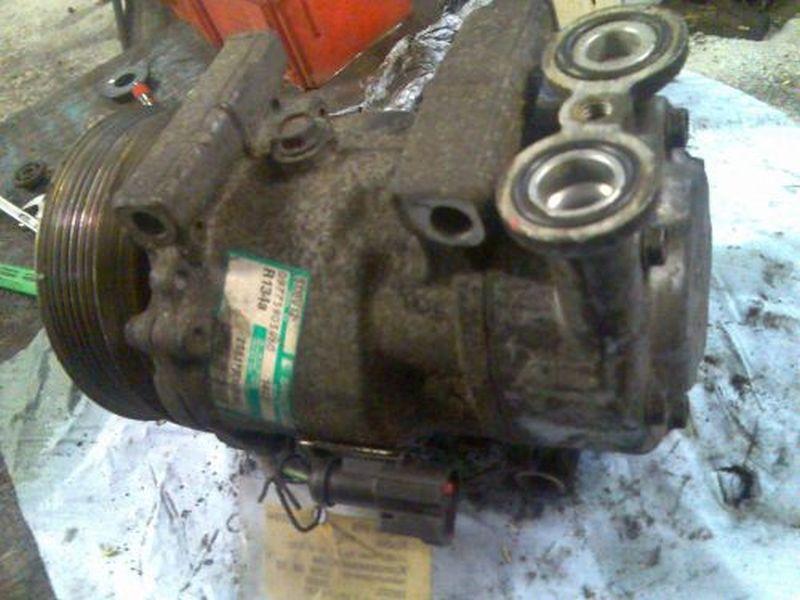 Klimakompressor FORD FIESTA V (JH_, JD_) 1.4 TDCI