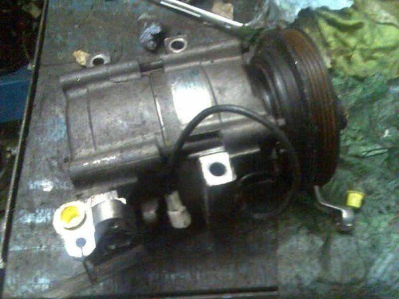Klimakompressor KIA SEPHIA STUFENHECK (FA) 1.5 I 16V