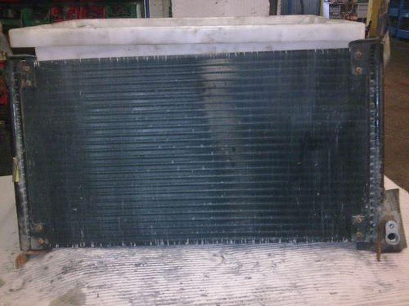 Klimakondensator KondensatorFIAT BRAVO (182) 1.2 16V 80