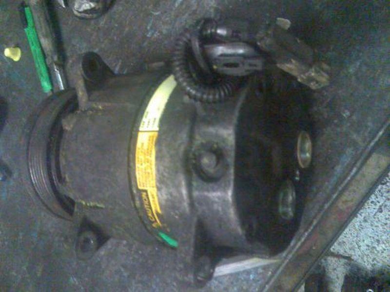 Klimakompressor CITROEN XANTIA (X2) 1.9 TURBO D