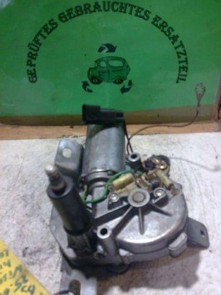 Wischermotor hinten FORD FIESTA III (GFJ) 1.1