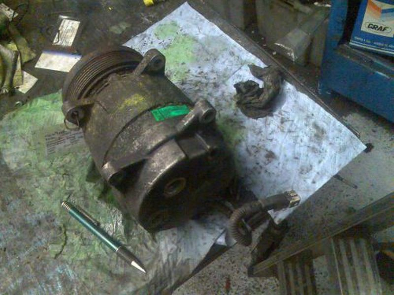 Klimakompressor CITROEN XANTIA (X2) 2.1 TURBO D 12V