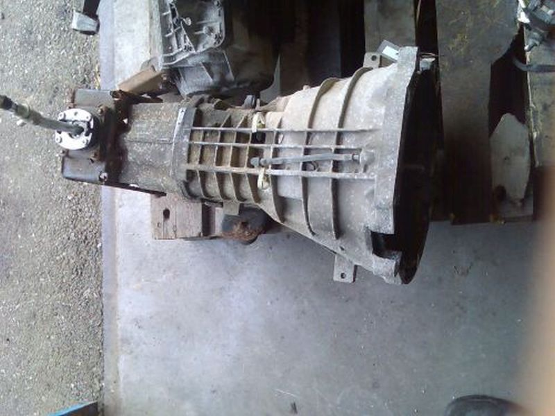 Getriebe (Schaltung) 5 Gang FORD TRANSIT PRITSCHE/FAHRGESTELL (FM_ _, FN_
