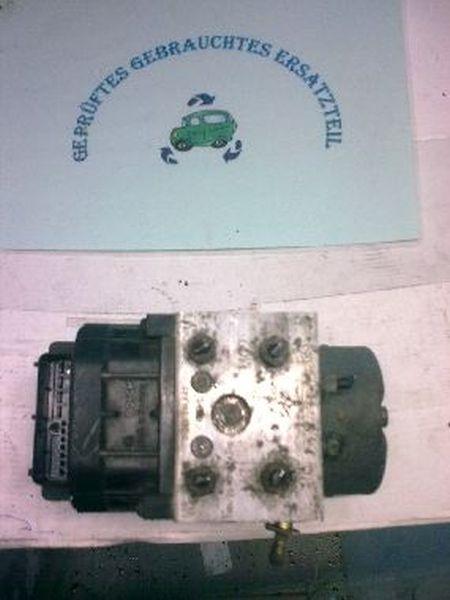 Bremsaggregat ABS geprüftes Ersatzteil CITROEN XSARA PICASSO (N68) 1.6 70 KW