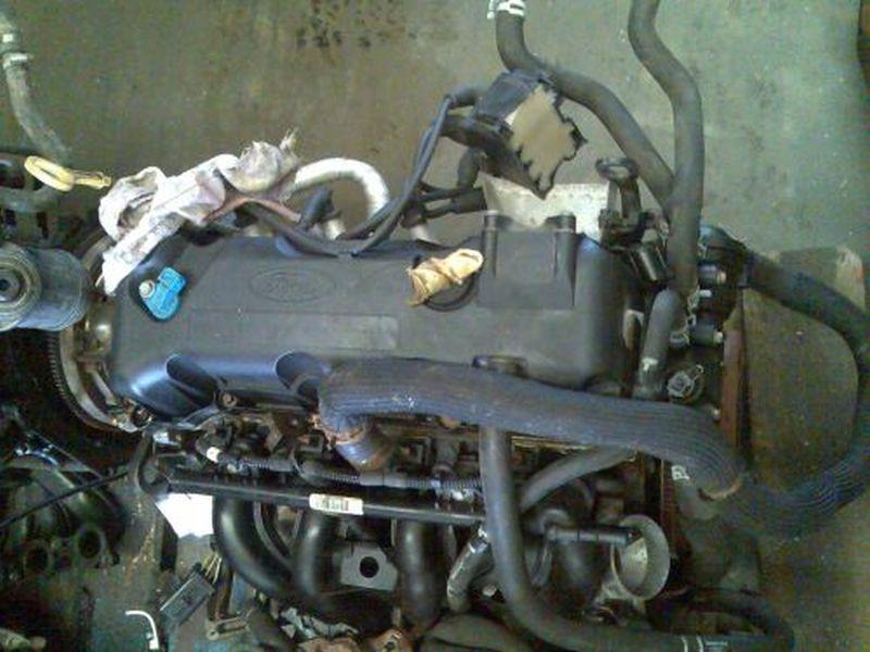 Motor ohne Anbauteile (Benzin) geprüftes Ersatzteil FORD KA (RB_) 1.3 I 44 KW