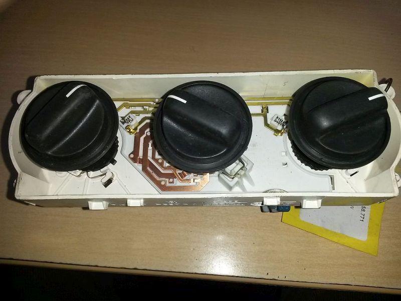 Bedienelement, Klimaanlage  OPEL VECTRA B CARAVAN (31_) 1.6 I 1 74 KW
