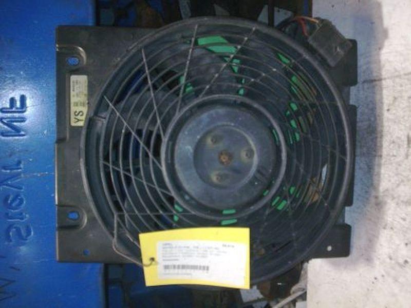 Klimalüfter OPEL ASTRA G CC (F48_, F08_) 1.7 DTI 16V