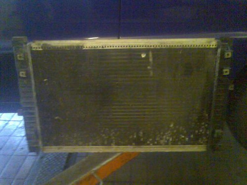 Kühler WasserkühlerAUDI A4 AVANT (8D5, B5) 2.6