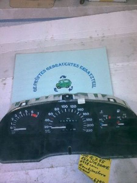Tachometer OPEL VECTRA A AB 10/88
