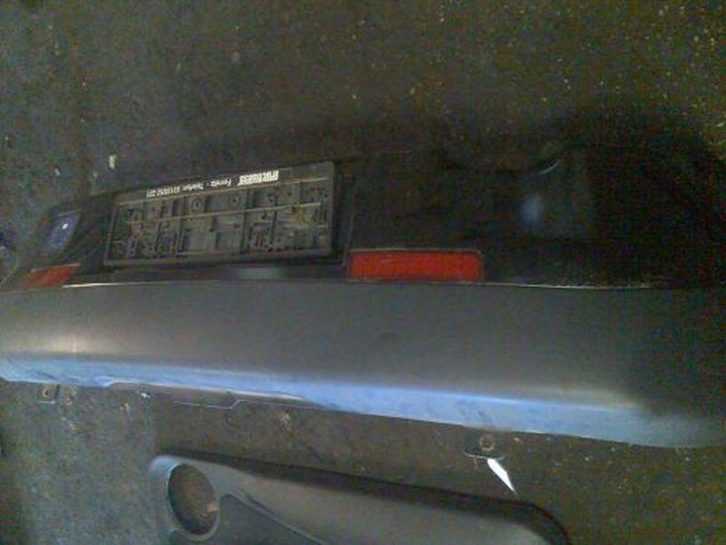 Stoßstange hinten Stoßfänger hintenALFA ROMEO 145 (930) 1.9 TD