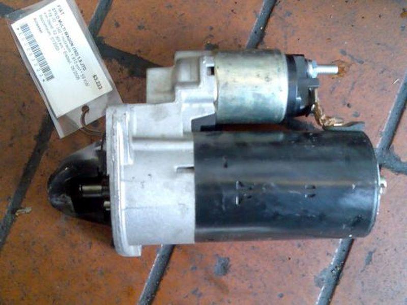 Anlasser StarterFIAT STILO MULTI WAGON (192) 1.9 JTD