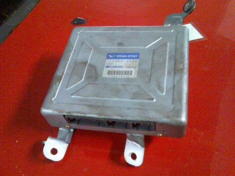 Steuergerät Motor  DAIHATSU CUORE IV (L501) 0.8 32 KW