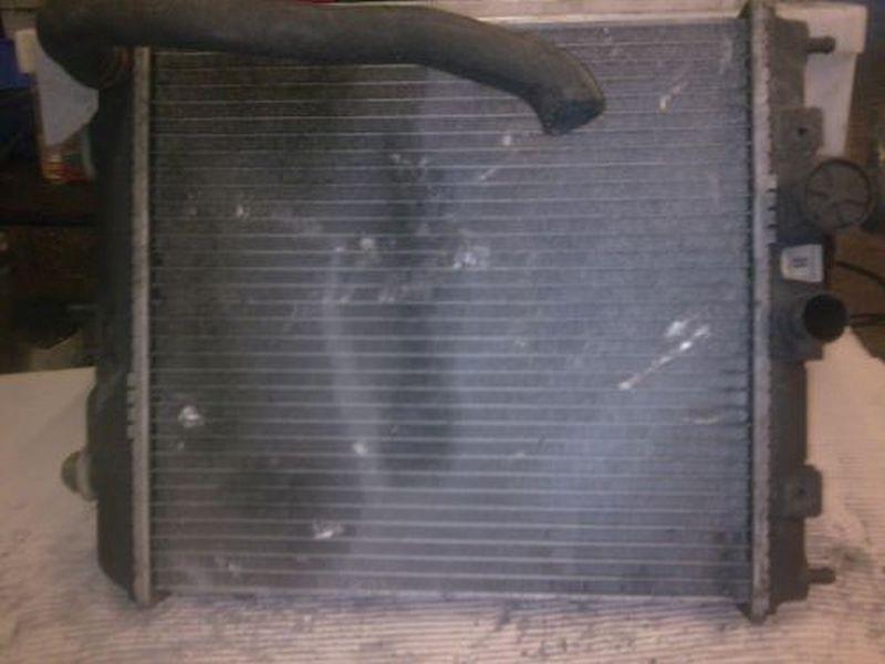 Kühler PKW hat KlimaanlageNISSAN MICRA (K11) 1.0 I 16V