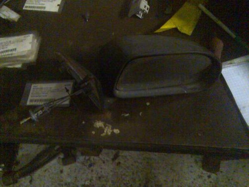 Außenspiegel mechanisch Standard rechts FIAT MAREA (185) 1.9 TD 100