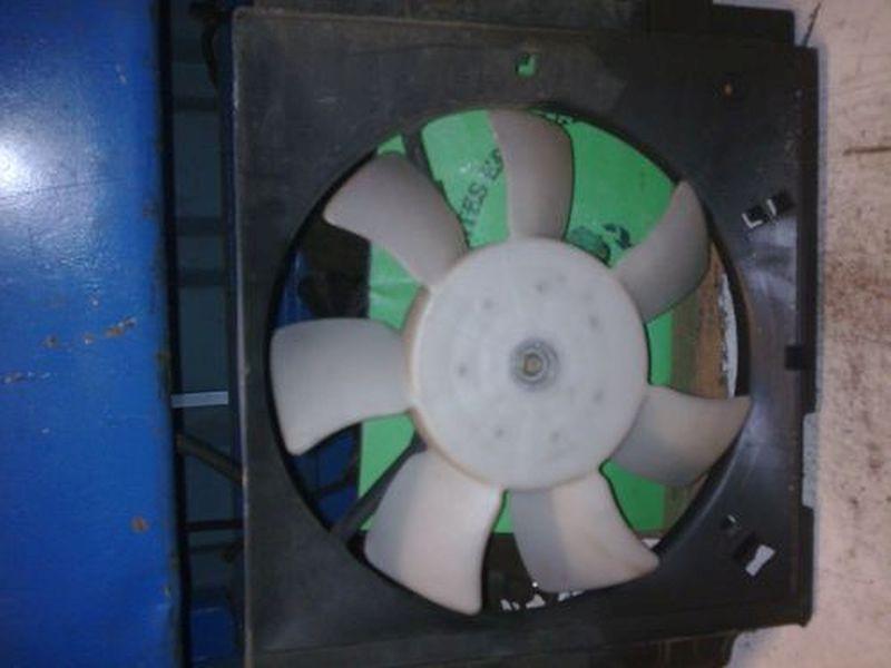 Elektromotor, Kühlerlüfter NISSAN MICRA (K11) 1.0 I 16V