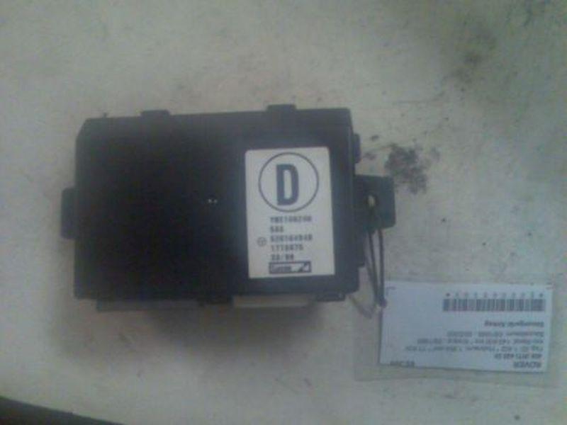 Steuergerät Airbag ROVER 400 (RT) 420 DI