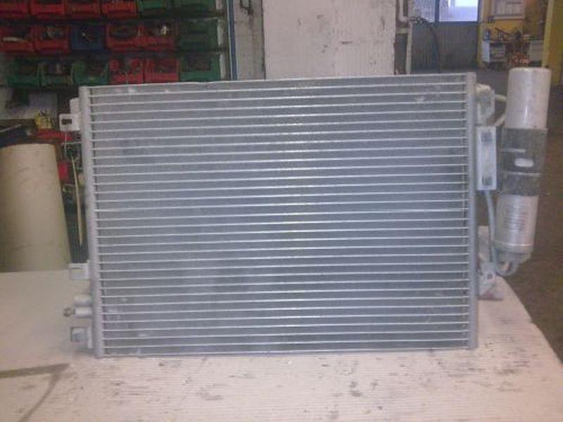 Klimakondensator RENAULT CLIO II (BB0/1/2_, CB0/1/2_) 1.2