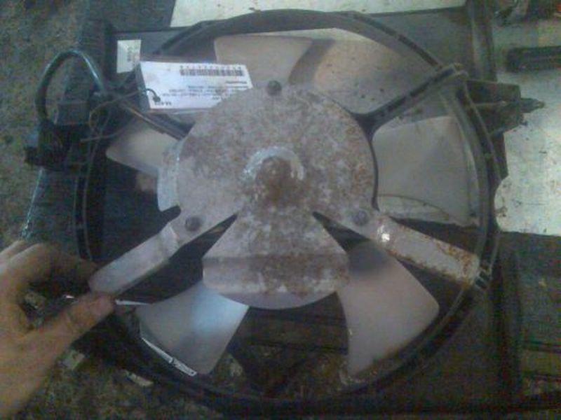 Klimalüfter MAZDA 323 F V (BA) 1.5 16V