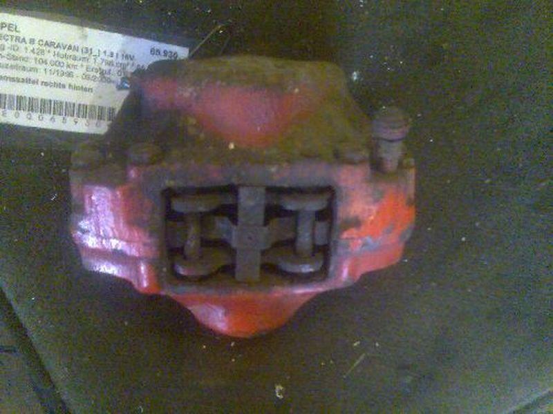 Bremssattel rechts hinten OPEL VECTRA B CARAVAN (31_) 1.8 I 16V