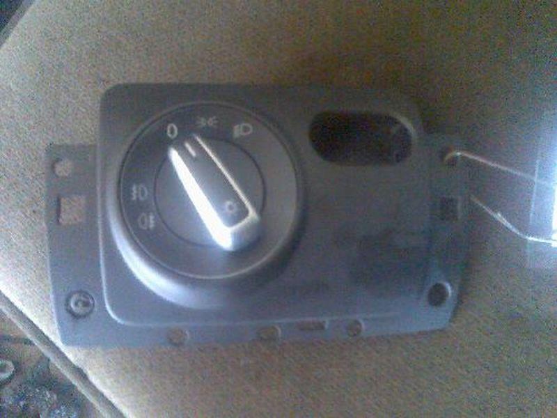 Schalter Licht VW GOLF VI (5K1) 1.4 TSI