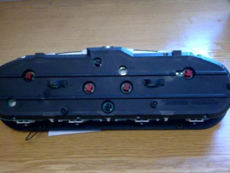 Tachometer KombiinstrumentFIAT BRAVA (182) 1.2 16V 80