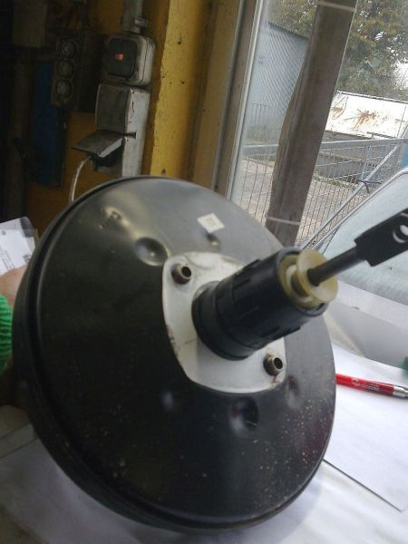 Bremskraftverstärker  RENAULT MEGANE II GRANDTOUR SPORTWAY KMSE06 1.5 DCI 78 KW
