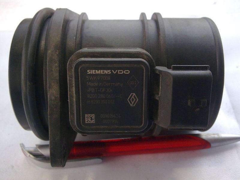 Luftmassenmesser geprüftes Ersatzteil ist o.k RENAULT MEGANE II GRANDTOUR SPORTWAY KMSE06 1.5 DCI 78 KW