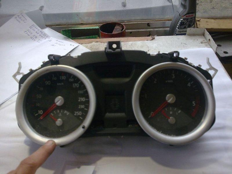 Tachometer  RENAULT MEGANE II GRANDTOUR SPORTWAY KMSE06 1.5 DCI 78 KW