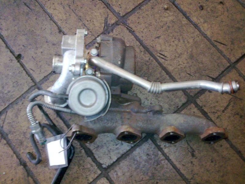 Turbolader geprüftes Bauteil ist o.k. RENAULT MEGANE II GRANDTOUR SPORTWAY KMSE06 1.5 DCI 78 KW