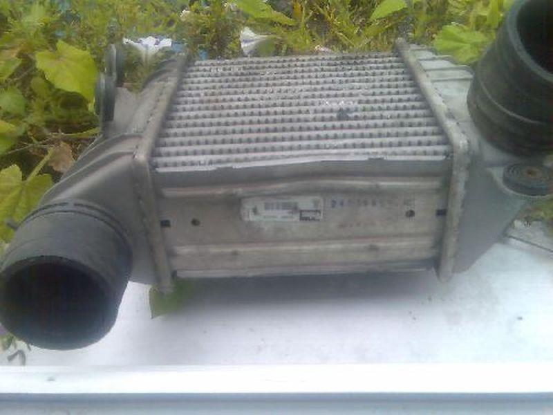 Ladeluftkühler VW BORA (1J2) 1.9 TDI