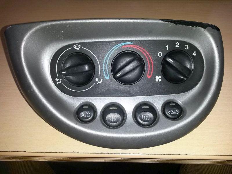 Bedienelement, Klimaanlage HeizungsreglerFORD KA (RB_) 1.3 I