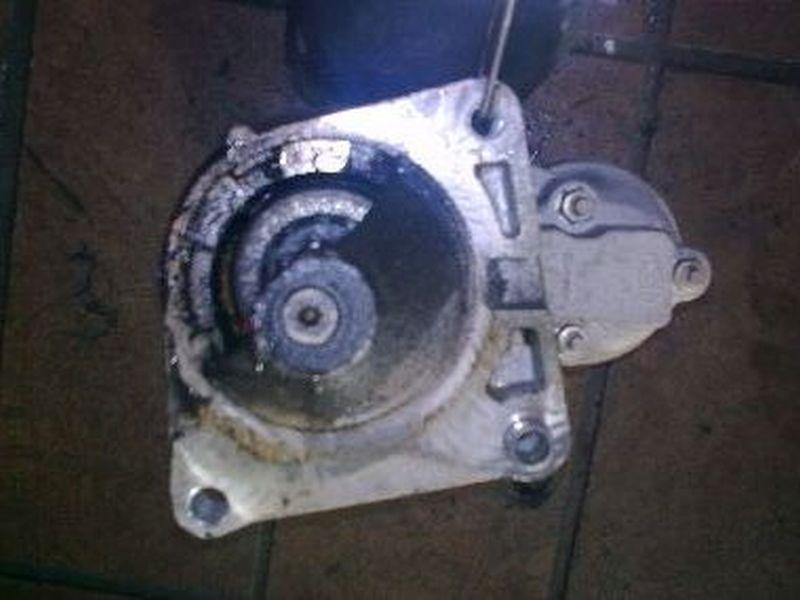 Anlasser geprüftes ErsatzteilFIAT BRAVO (182) 1.2 16V 80