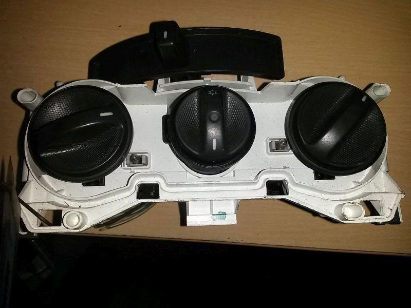 Heizungsregler Bedienelement Heizung FIAT PUNTO (188) 1.9 JTD 80 59 KW