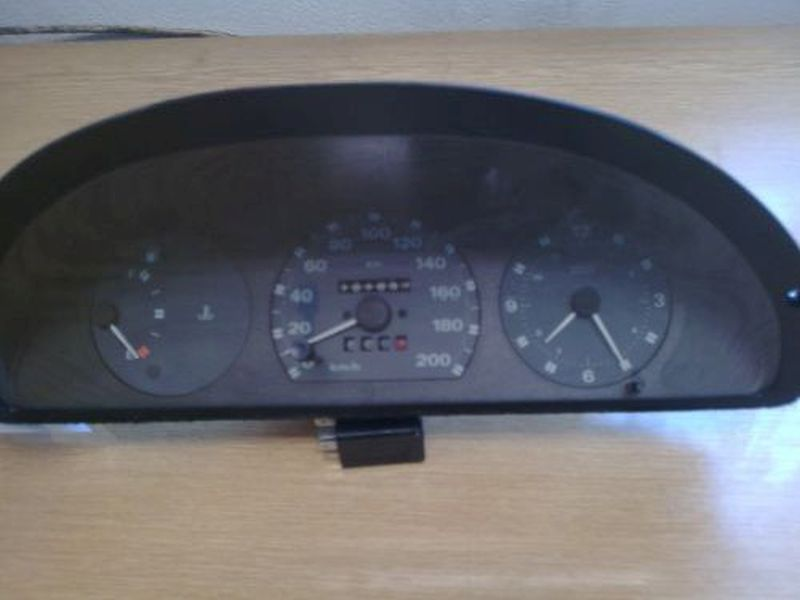 Tachometer FIAT PUNTO (176) 55 1.1