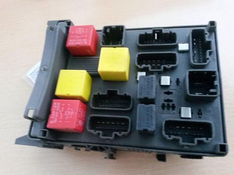 Sicherungskasten geprüftes Ersatzteil RENAULT LAGUNA II (BG0/1_) 1.9 DCI (BG 74 KW