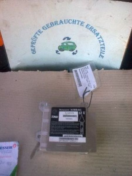 Steuergerät Airbag geprüftes ErsatzteilFIAT IDEA 1.4 16V