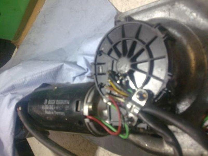 Wischermotor vorne FORD GALAXY (WGR) 1.9 TDI