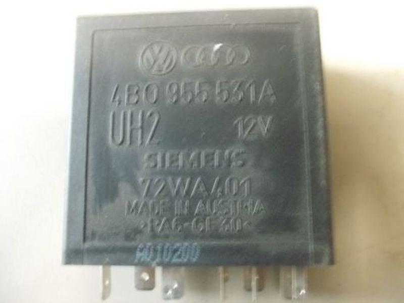 Relais Wischerintervall AUDI A4 (8D2, B5) 1.9 TDI