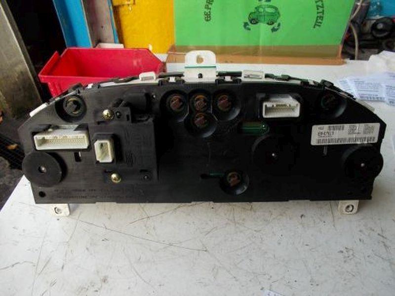 Tachometer NISSAN ALMERA II (N16) 1.5 DCI