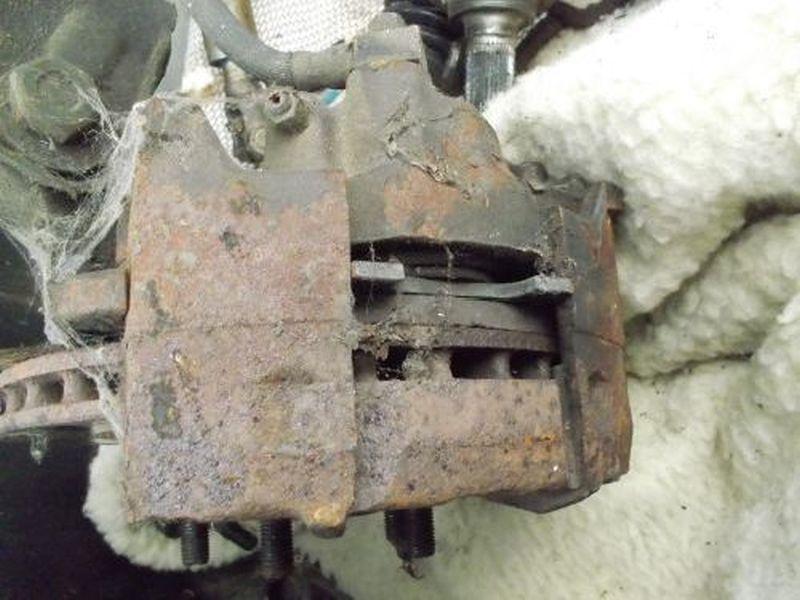 Bremssattel rechts vorn  OLDSMOBIL OMEGA 85 KW